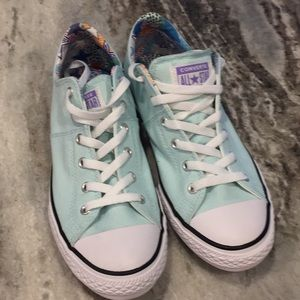 NEW Converse All-Stars Mint color!